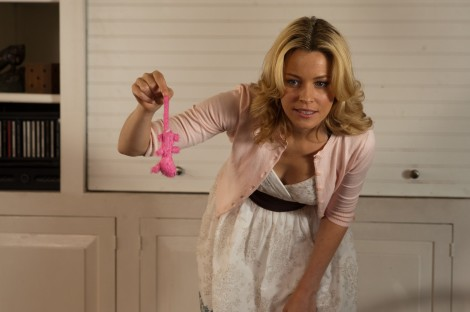 Why Elizabeth Banks? Why?