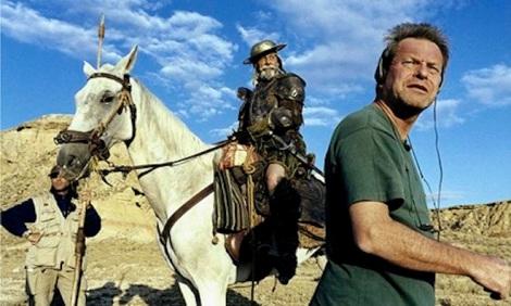 Terry Gilliam, Don Quixote