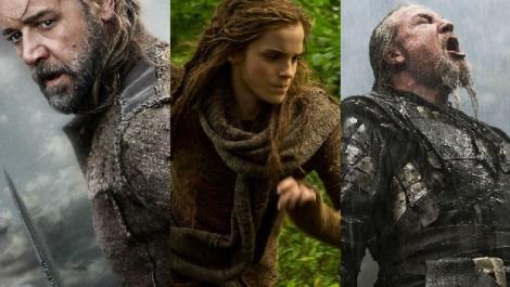Russell Crowe, Emma Watson, Ray Winstone, Noah