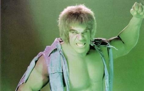 Lou Ferrigno, The Hulk, Avengers
