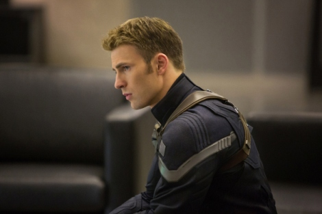 Captain America, Steve Rodgers, The Winter Soldier.