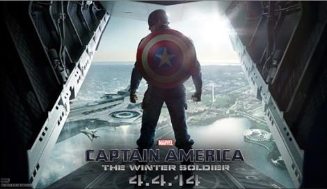 Captain America, The Winter Soldier