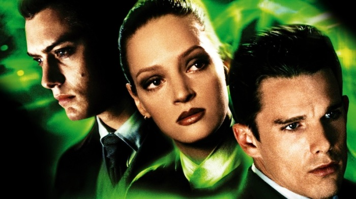 Gattaca, Uma Thurman, Ethan Hawke, Jude Law