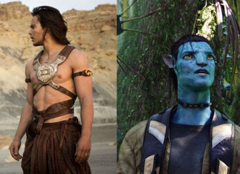For every successful Avatar there is flop like John Carter.