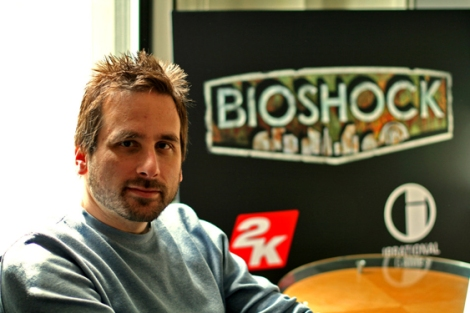 Is Ken Levin penning the alleged Bioshock movie?