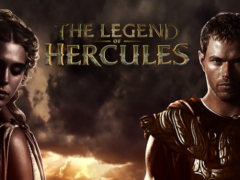 The Legend of Hercules, Kellen Lutz