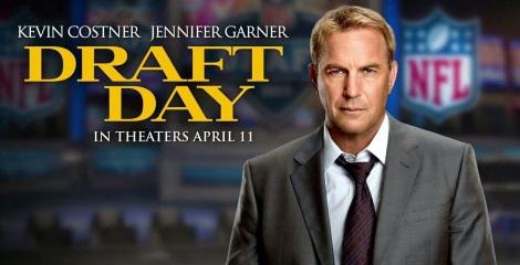 Draft Day, Kevin Costner