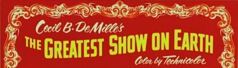 The Greatest Show on Earth, Oscars, Academy Award