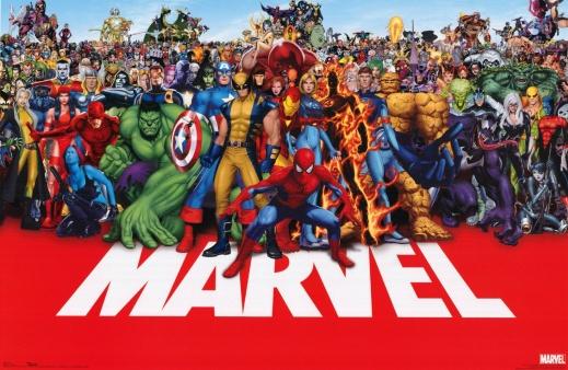 Marvel, Daredevil, Ant-Man