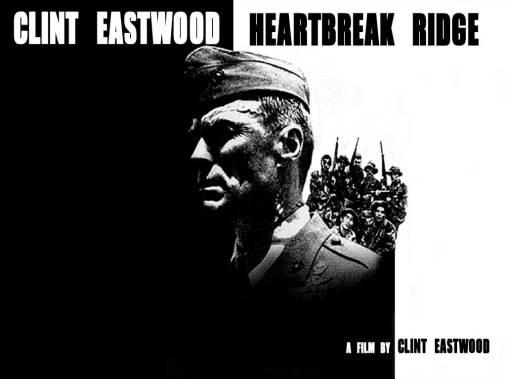 Heartbreak Ridge, Clint Eastwood