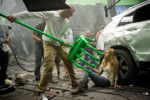 Transformers: Age of Extinction. Michael Bay