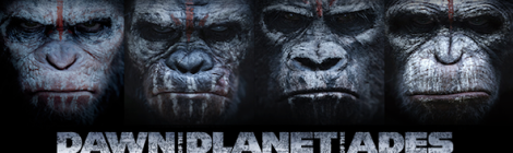 Dawn of the Planet of the Apes, Banner