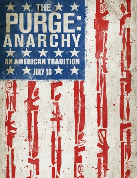 The-Purge: Anarchy, Poster