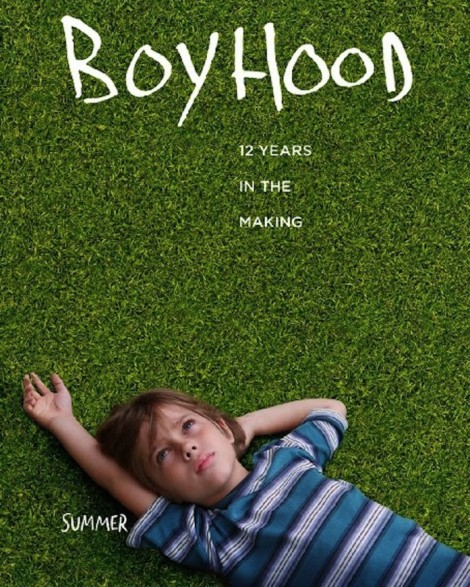 Boyhood, Poster, Richard-Linklater