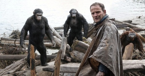 Dawn of the Planet of the Apes, Jason Clarke, Andy Serkis