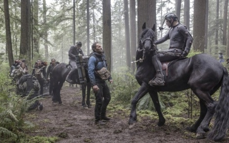 Dawn of the Planet of the Apes, Andy Serkis, Jason Clarke